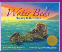 Water beds : sleeping in the ocean