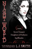 Secret vampire, daughters of darkness, spellbinder