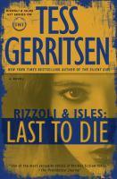 Rizzoli & Isles : last to die