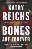 Bones are forever (LARGE PRINT)