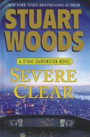 Severe clear (LARGE PRINT)