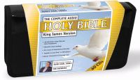 The complete audio Holy Bible : King James Version. (AUDIOBOOK)