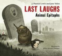 Last laughs : animal epitaphs