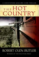 The hot country : a Christopher Marlowe Cobb thriller