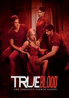 True blood. The complete fourth season