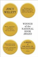 Winner of the National Book Award : a novel of fame, honor, and really bad weather