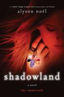 Shadowland / book three of series