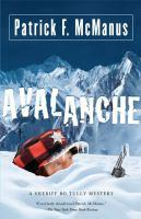 Avalanche : a Sheriff Bo Tully mystery