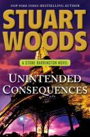 Unintended consequences [LARGE PRINT] (LARGE PRINT)