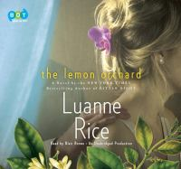 The lemon orchard (AUDIOBOOK)