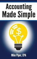 Accounting made simple : accounting explained in 100 pages or less