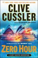 Zero hour : : a novel from the NUMA files