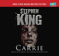 Carrie (AUDIOBOOK)