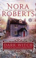 Dark witch.  Book 1 of the Cousins O'Dwyer Trilogy (LARGE PRINT)
