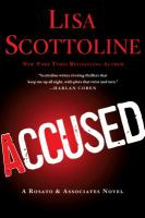 Accused : A Rosato & Associates Novel (LARGE PRINT)
