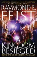 A kingdom besieged.  Book 1 of the Chaoswar saga