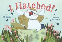 I hatched!