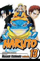 Naruto.  Vol. 13, the Chunin Exam, concluded ...!!
