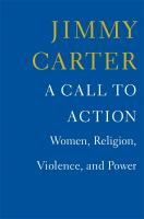 A Call to action : women, religion, violence, and power