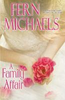 A family affair (LARGE PRINT)