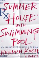Summer house with swimming pool : a novel