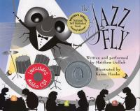 The jazz fly : starring the Jazz Bugs (AUDIOBOOK)