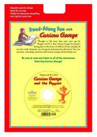 Curious George and the puppies (AUDIOBOOK)