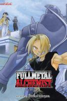Fullmetal alchemist. Volumes 7-8-9