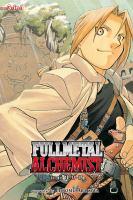 Fullmetal alchemist. Volumes 10-11-12