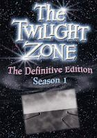 The twilight zone, 1st season, disc 6 of 6
