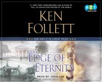 Edge of eternity (AUDIOBOOK)