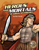 The heroes and mortals of Greek mythology