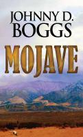 Mojave (LARGE PRINT)