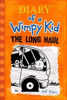 Diary of a wimpy kid. The long haul