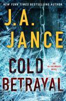 Cold betrayal : an Ali Reynolds novel