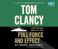 Tom Clancy full force and effect (AUDIOBOOK)