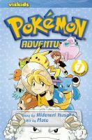 Pokemon adventures v. 7