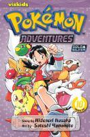 Pokemon adventures gold & silver v. 10