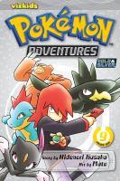 Pokemon adventures gold & silver v. 9