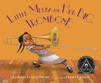 Little Melba and her big trombone