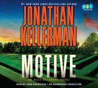Motive : an Alex Delaware novel (AUDIOBOOK)