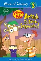 Attack of the Ferb snatchers!