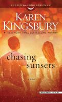 Chasing sunsets (LARGE PRINT)