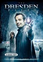 The Dresden files. The complete first season