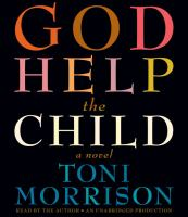 God help the child : a novel (AUDIOBOOK)