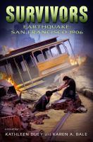 Earthquake, San Francisco, 1906