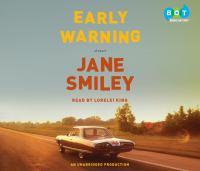 Early warning : a novel (AUDIOBOOK)