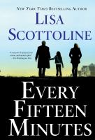 Every fifteen minutes (LARGE PRINT)