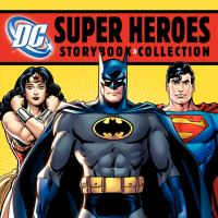 Super heroes storybook collection.