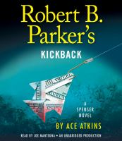 Robert B. Parker's Kickback (AUDIOBOOK)